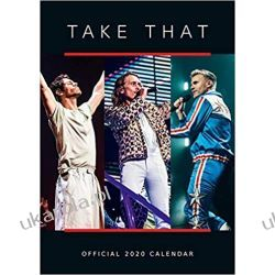 Kalendarz Take That 2020 Calendar  Kalendarze ścienne