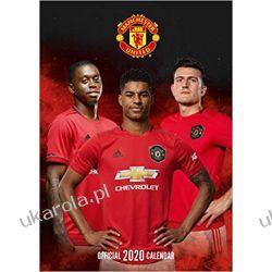 Kalendarz Manchester United FC 2020 Calendar