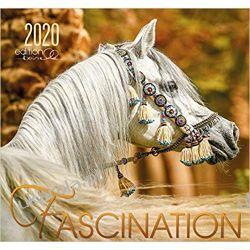 Kalendarz Konie Arabskie Fascination 2020 Arabic Horses Calendar