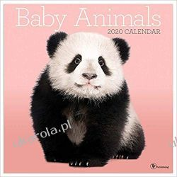 Kalendarz Baby Animals 2020 Calendar