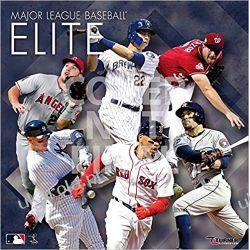 Kalendarz Major League Baseball Elite 2020 Calendar