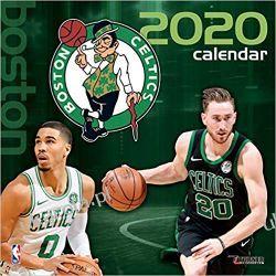 Kalendarz Boston Celtics 2020 Calendar