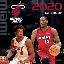 Kalendarz Miami Heat 2020 Calendar