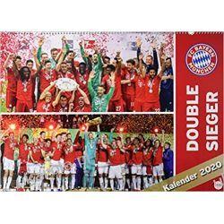 Kalendarz FC Bayern München Edition Bayern Monachium 2020 Calendar