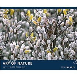 Kalendarz Art of Nature 2020 Calendar