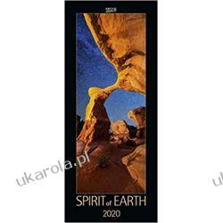 Kalendarz Spirit of Earth 2020 Calendar
