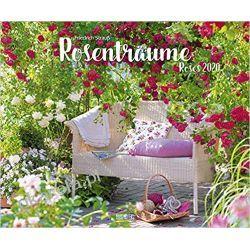 Kalendarz Róże Roses 2020 Calendar