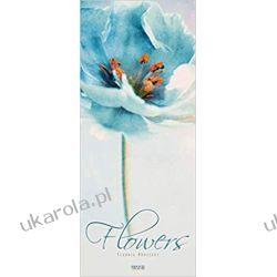Kalendarz Flowers 2020 Kwiaty Calendar