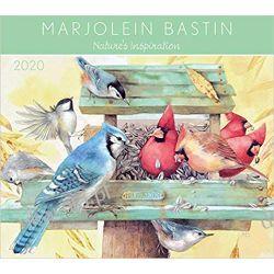 Kalendarz Marjolein Bastin 2020 Deluxe Wall Calendar Kalendarze ścienne