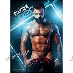 Kalendarz Mężczyźni The Men of Raging Stallion 2020 Calendar