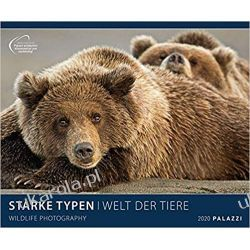 Kalendarz 2020 Wildlife Photography Calendar Zagraniczne