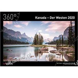 Kalendarz 360° Kanada Calendar Canada 2020