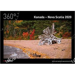 Kalendarz 360° Kanada - Nova Scotia Kalender 2020 Calendar
