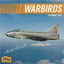 Kalendarz Samoloty Wojskowe IWM Warbirds: 2020 Square Wall Calendar