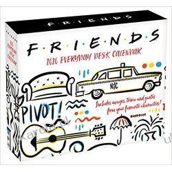 Kalendarz biurkowy Przyjaciele Friends Desk Block 2020 Calendar Książki i Komiksy