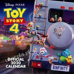 Kalendarz Toy Story 4 2020 Calendar Książki i Komiksy