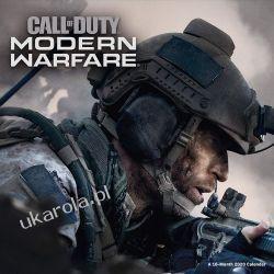 Kalendarz Call Of Duty 2020 Calendar Książki i Komiksy
