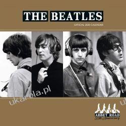 Kalendarz The Beatles 2020 Calendar Książki i Komiksy