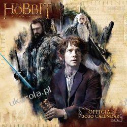 Kalendarz The Hobbit & Lord Of The Rings 2020 Calendar