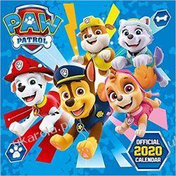 Kalendarz Psi Patrol Paw Patrol 2020 Calendar