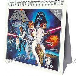 Kalendarz Biurkowy Gwiezdne Wojny Star Wars Postcard 2020 Desktop Calendar