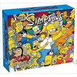 Kalendarz The Simpsons Desk Block 2020 Calendar