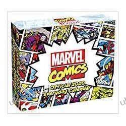 Kalendarz Marvel Comics Desk Block 2020 Calendar
