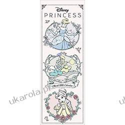 Kalendarz Księżniczki Disney Princess Slim 2020 Calendar