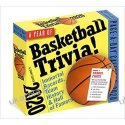 Kalendarz Hoops: 365 Days of Basketball Trivia Page-A-Day Calendar 2020 Historyczne