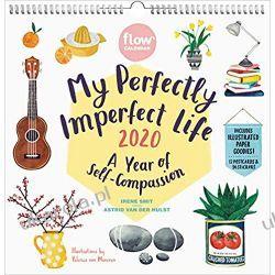 Kalendarz My Perfectly Imperfect Life Wall Calendar 2020 Książki i Komiksy