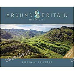 Kalendarz Wielka Brytania Around Britain in 365 Days Box Calendar 2020 Książki i Komiksy