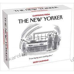 Kalendarz Cartoons from The New Yorker 2020 Day-to-Day Calendar Książki i Komiksy