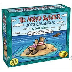 Kalendarz Argyle Sweater 2020 Day-to-Day Calendar Kalendarze ścienne