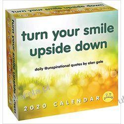 Kalendarz Unspirational 2020 Day-to-Day Calendar Książki i Komiksy