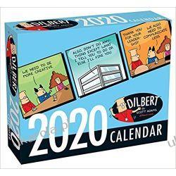 Kalendarz Dilbert 2020 Day-to-Day Calendar Książki i Komiksy