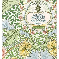 Kalendarz William Morris 2020 Wall Calendar Książki i Komiksy