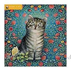 Kalendarz Ivory Cats Wall Calendar 2020 Książki i Komiksy