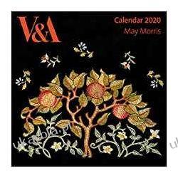 Kalendarz V&A - May Morris Wall Calendar 2020 Książki i Komiksy