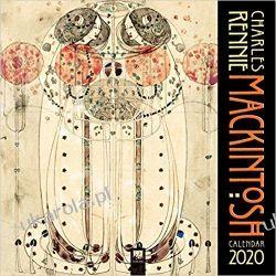 Kalendarz Charles Rennie Mackintosh Wall Calendar 2020 Książki i Komiksy