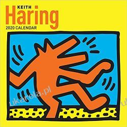 Kalendarz Keith Haring 2020 Wall Calendar