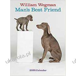 Kalendarz William Wegman Man's Best Friend 2020 Wall Calendar Lotnictwo