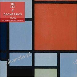 Kalendarz Geometrics 2020 Wall Calendar Zagraniczne