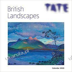 Kalendarz Tate - British Landscapes Wall Calendar 2020 Historyczne