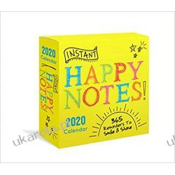 Kalendarz 2020 Instant Happy Notes Boxed Calendar: 365 Reminders to Smile and Shine! Pozostałe