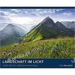 Kalendarz Landscape in the light Calendar 2020