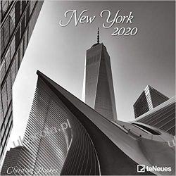 Kalendarz Nowy Jork USA New York 2020 Square Wall Calendar Historia