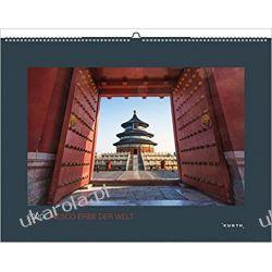 Kalendarz Unesco Heritage of the World 2020 Calendar Kalendarze ścienne