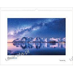 Kalendarz Niebieski Blue 2020 Calendar Marynarka Wojenna