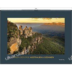 Kalendarz Colors of the Earth: Australia & Oceania 2020 Calendar