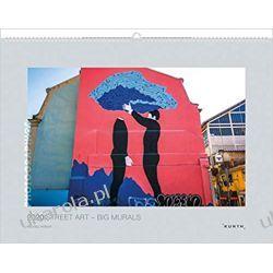 Kalendarz Street Art - Big Murals 2020 Calendar Pozostałe